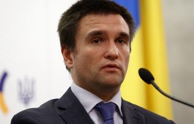 Глава МИД Украины предупредил об опасности поездок в Белоруссию