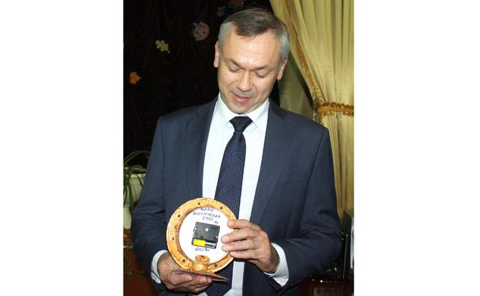 Андрей Травников поменяет структуру руководства Новосибирской области