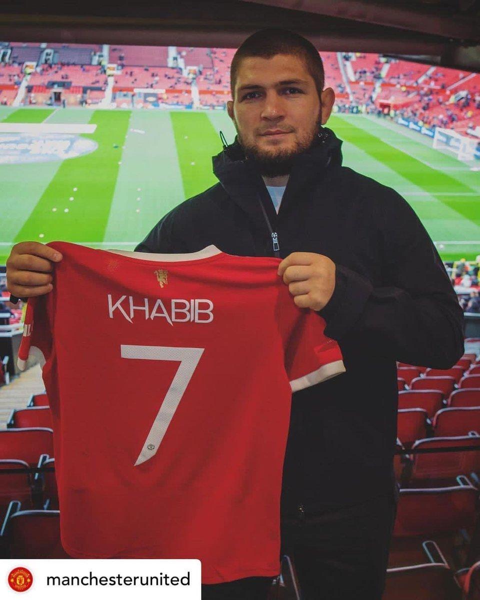 Хабиб назвал матч, после которого стал смотреть футбол