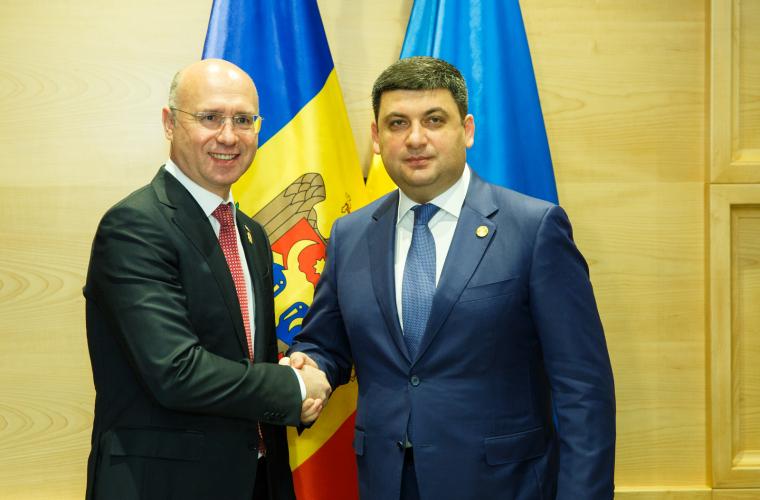 Молдова иУкраина активизировали сотрудничество в 3-х сферах деятельности