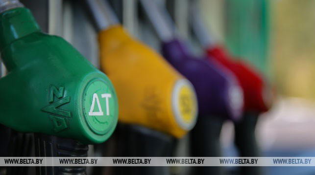 Назаправках «Белоруснефти» подешевело дизельное горючее ибензин