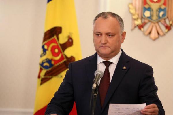 ВКишиневе проходит референдум оботставке главы города