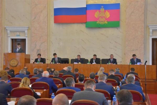 Бюджет натри года приняли народные избранники Гордумы Ростова
