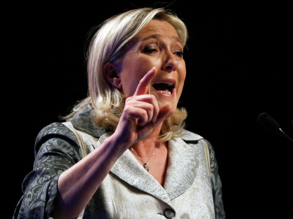 Марин Ле Пен переизбрана главой «Национального фронта» Франции