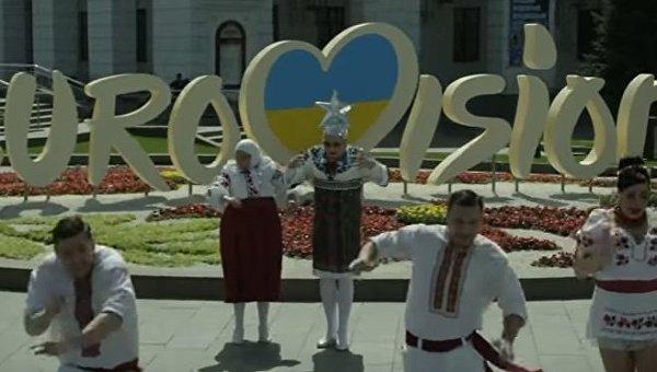 Верка Сердючка возмущена организацией «Евровидения-2017» вгосударстве Украина