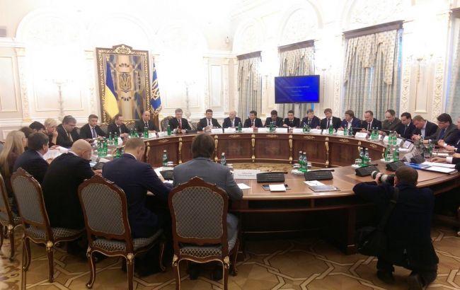 Президент подписал указ оизменении состава Национального совета реформ
