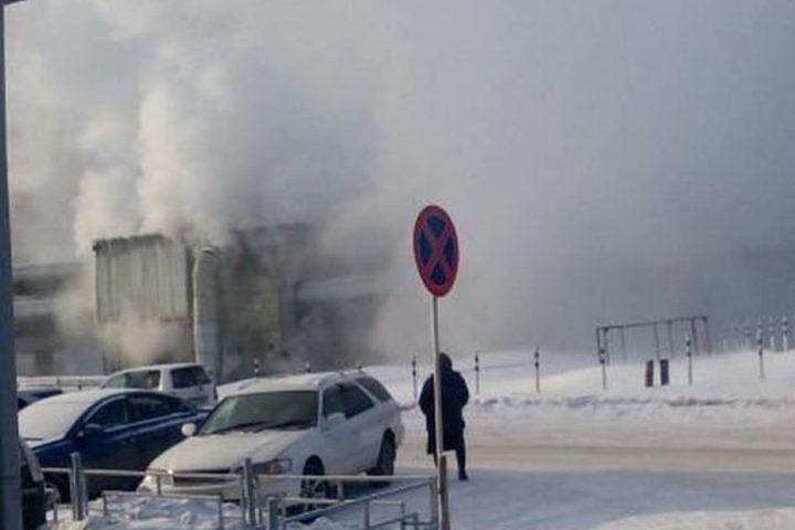 Взрыва наНово-Иркутской ТЭЦ небыло, случилось повреждение ответвления теплотрассы— Иркутскэнерго