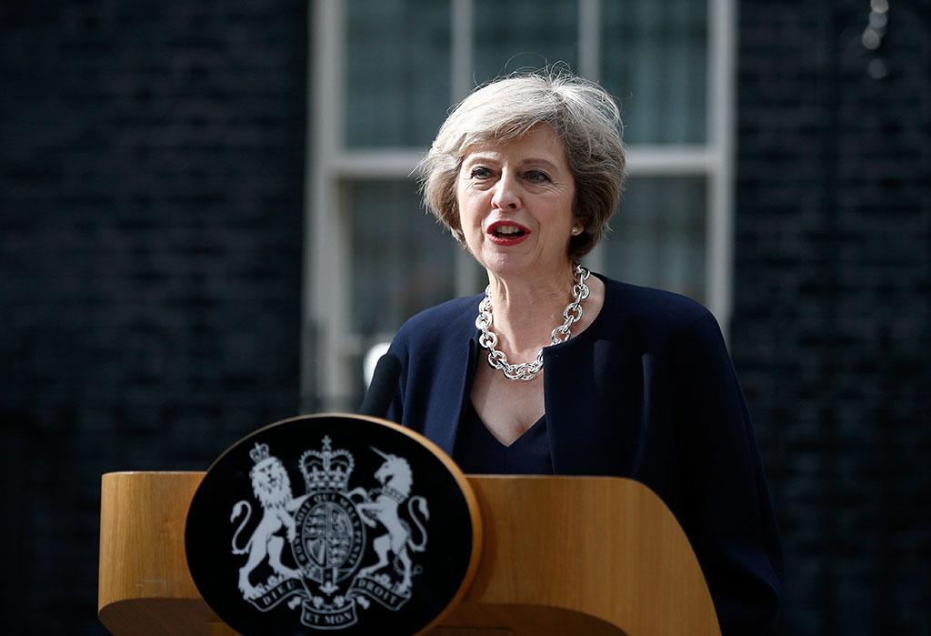 Тереза Мэй: Британия может выйти из состава EC без каких-либо переговоров