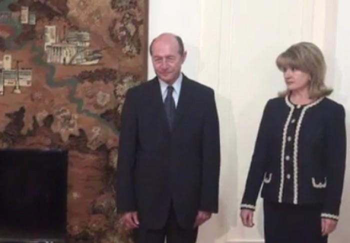 Экс-президент Румынии Бэсеску принес присягу гражданина Молдовы