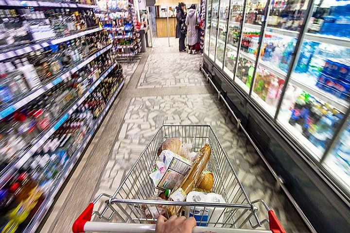 ВВолгоградской области продуктовая корзина загод поднялась вцене на 1,6%