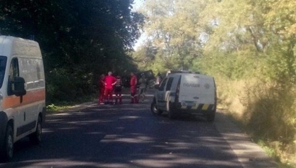 Под Львовом взорвали иобстреляли вседорожный автомобиль, три человека погибли