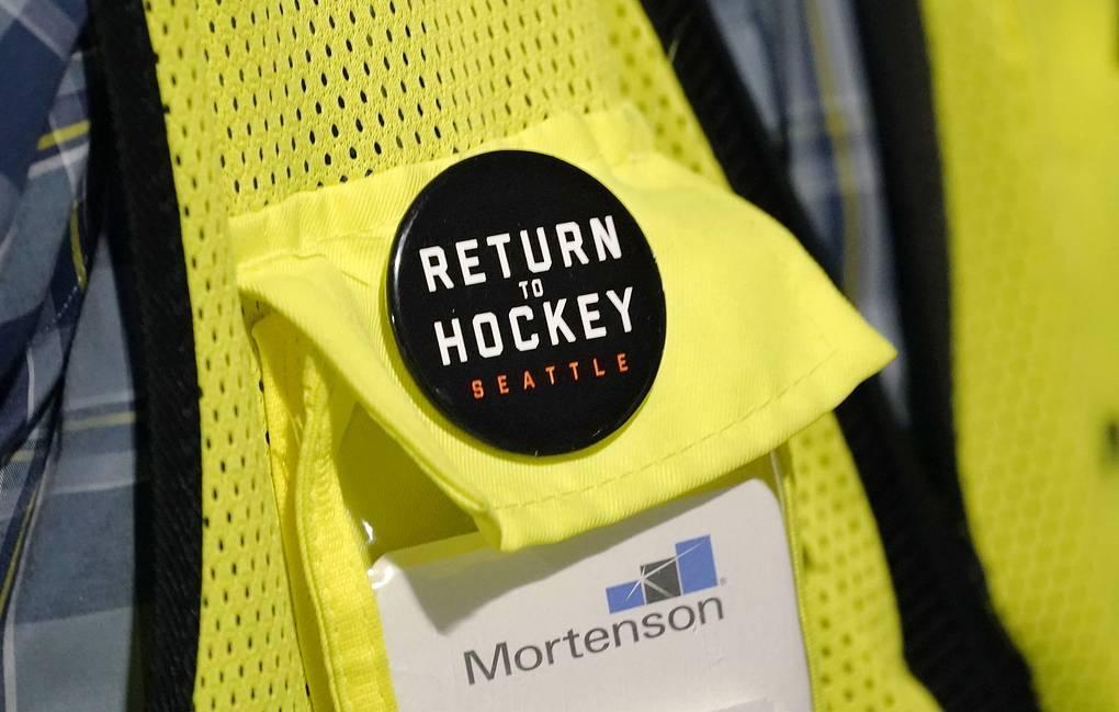 «Сиэтл» официально стал 32-м клубом Национальной хоккейной лиги