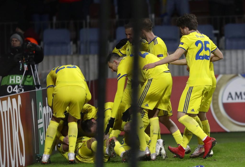 БАТЭ сообщил о двух зараженных COVID-19 футболистах перед матчем ЛЕ