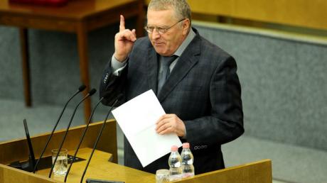 Жириновский предложил провести свою Олимпиаду, если сборная России не поедет в Бразилию