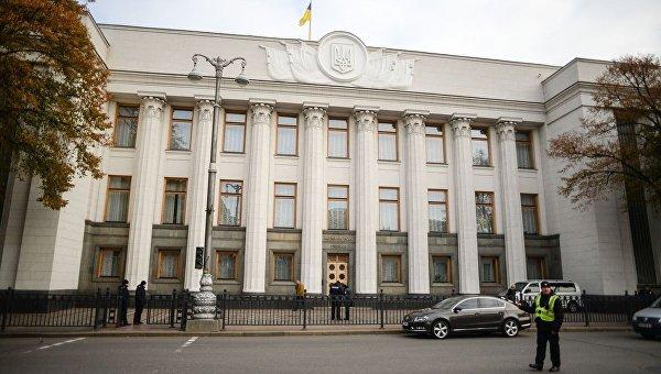 Рада приняла впервом чтении законодательный проект оВысшем совете правосудия
