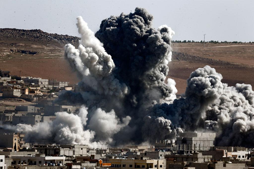 Коалиция США признала, что в результате их авиаударов погибло 352 мирных граждан