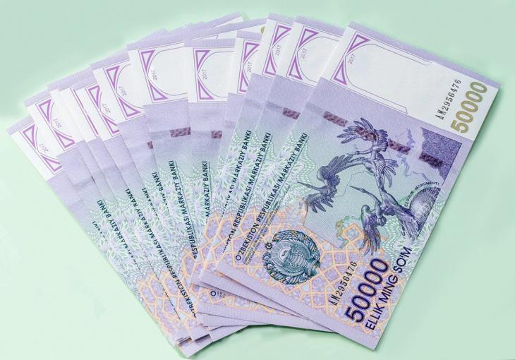 В Узбекистане кардинально упростили сдачу наличности в банки