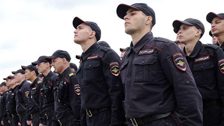 Насколько Путин сократил численность МВД