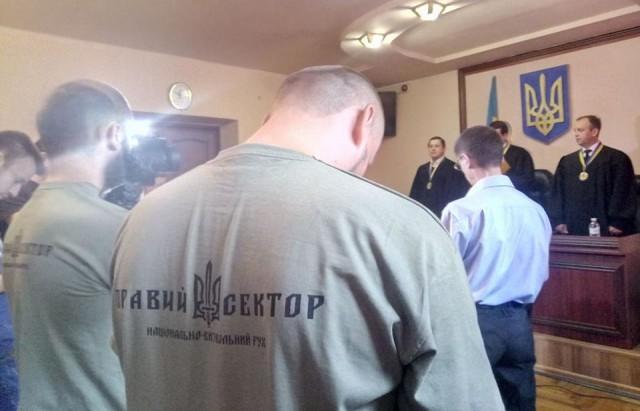 Стрельба вМукачево: суд принял главное решение по солдатам «Правого сектора»