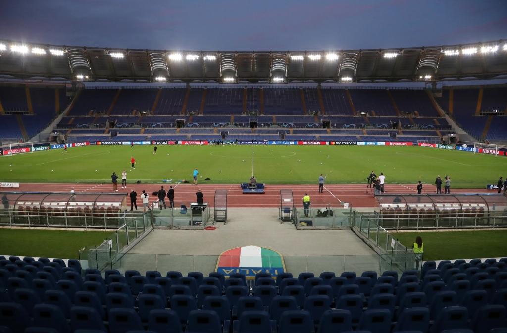 Италия объявила о готовности пустить зрителей на матчи Евро-2020