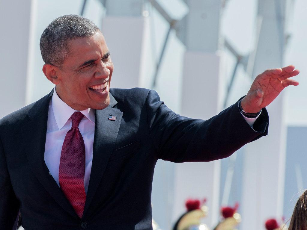 Барак Обама заявил, что США готовы защитить свободу для новых поколений