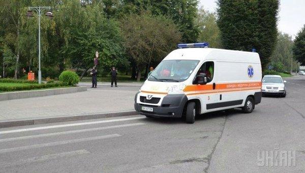ВДонецкой области дет пострадали из-за взрыва назаброшенном заволе