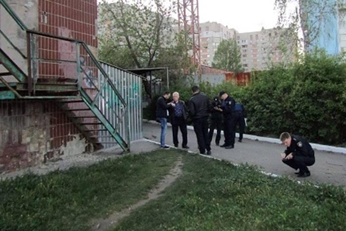 ВКиеве произошел взрыв натерритории образовательного учреждения