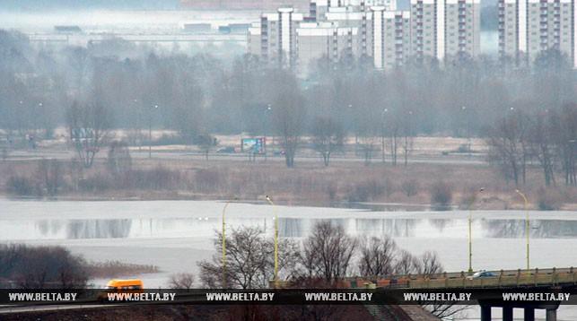 В Москву приходят морозы