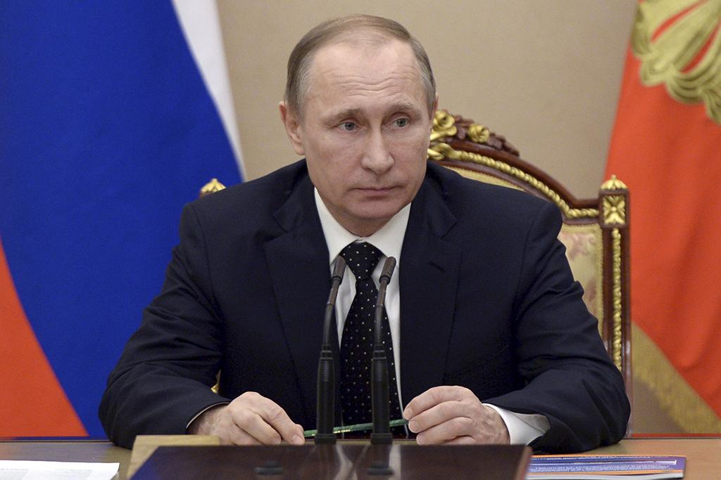 Владимир Путин утвердил концепцию внешней политики Российской Федерации