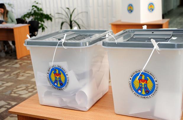 ВМолдове— «день тишины» перед президентскими выборами