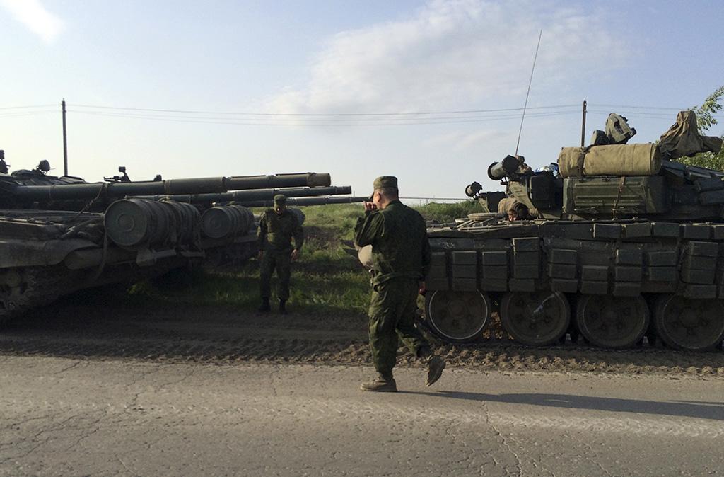 нужны покажите мне фото вторжения россии на украину честь своего