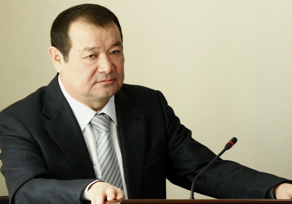 Прошу прощения за то, что подвел своего министра и правительство — Ускенбае ...