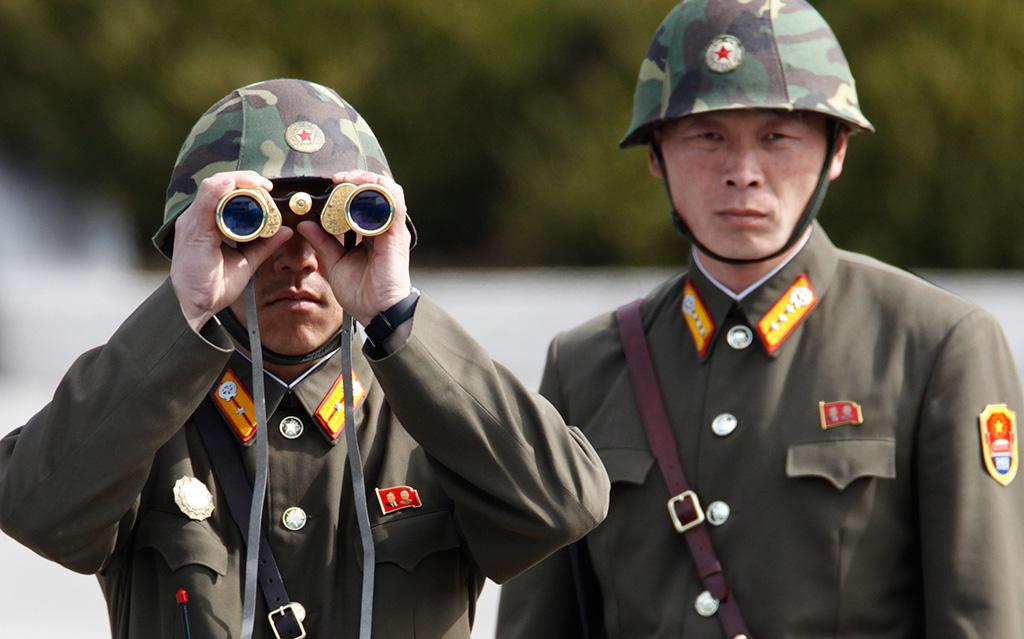 Северная Корея провела испытания по запуску ракет с подводной лодки