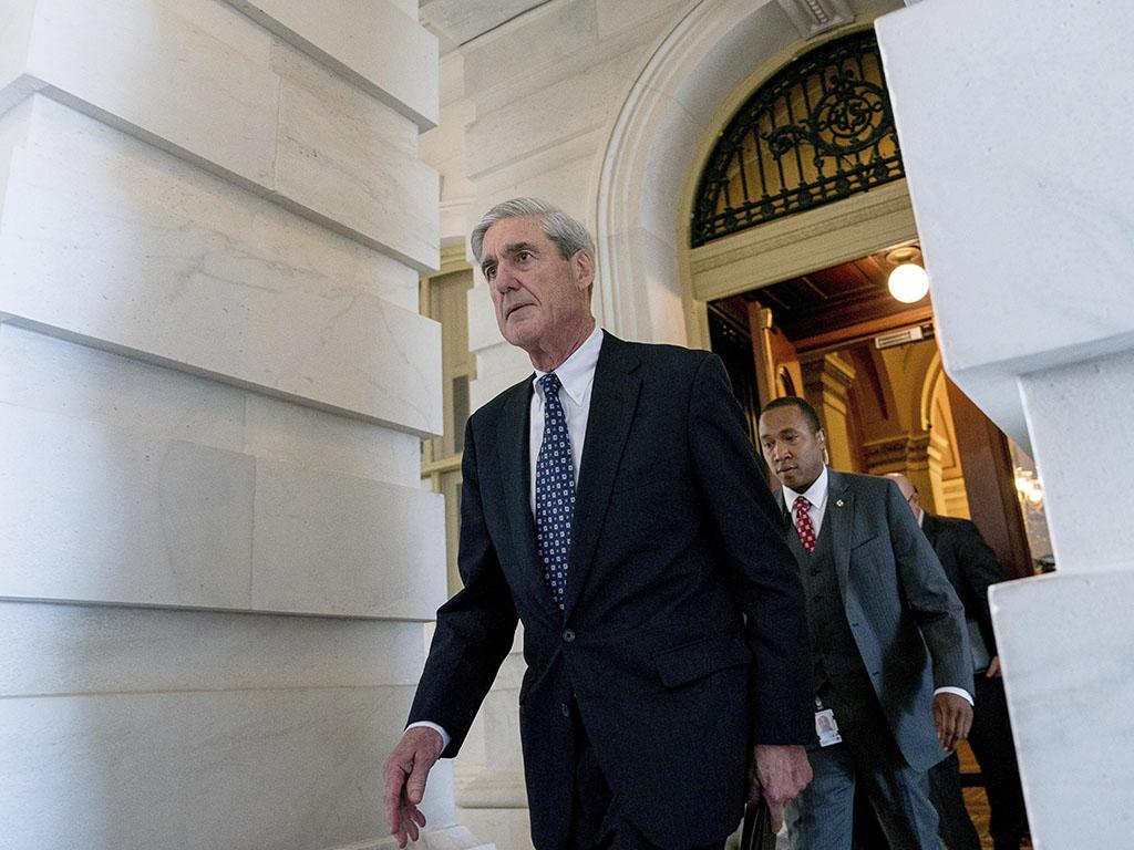 Генпрокурор США уведомил конгресс о завершении расследования Мюллера