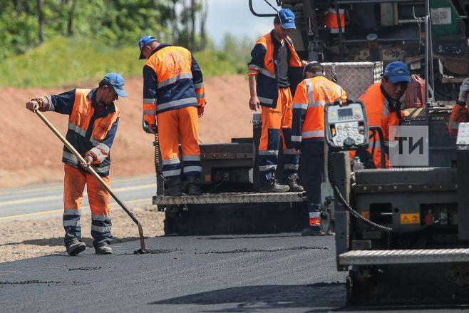Доконца года вКазани починят 3 млн м2 дорог