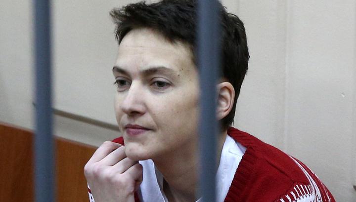 Вопрос выдачи Савченко Украине могут рассмотреть вслучае гарантий осуществления вердикта — ФСИН