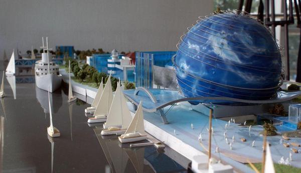 Новый корпус Музея Мирового океана должен быть открыт кЧМ— Николай Цуканов