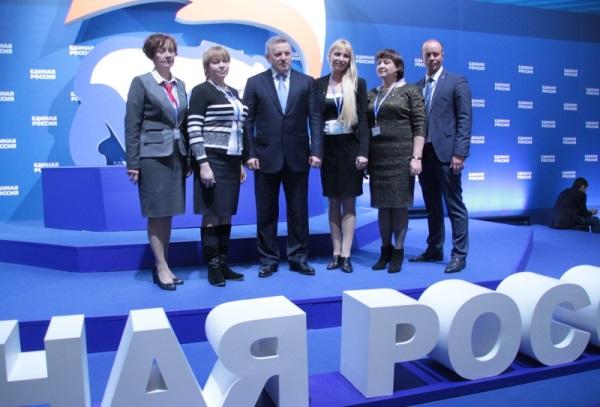 Хабаровские единороссы определились с делегатами на съезд