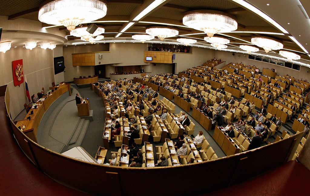 В Госдуме рассмотрят законопроект о запрете детям чиновников учиться за границей