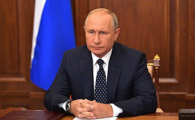 Путин 2 сентября ознакомится с ходом восстановительных работ в Иркутской области