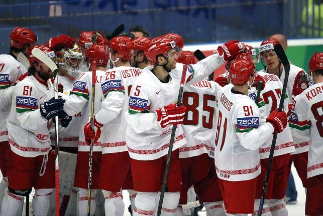 ИИХФ извинилась перед сборной республики Белоруссии заобыск воФранции