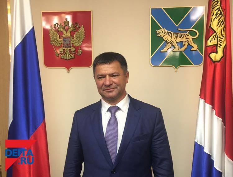 Экс-менеджер «Алросы» назначен напост вице-губернатора Приморья