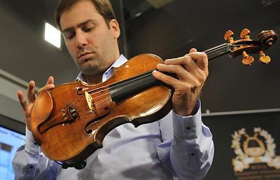 На39-м году жизни скончался известный скрипач Дмитрий Коган