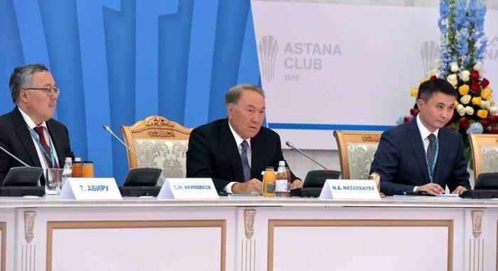 ВКазахстане выпустили банкноту сизображением действующего президента