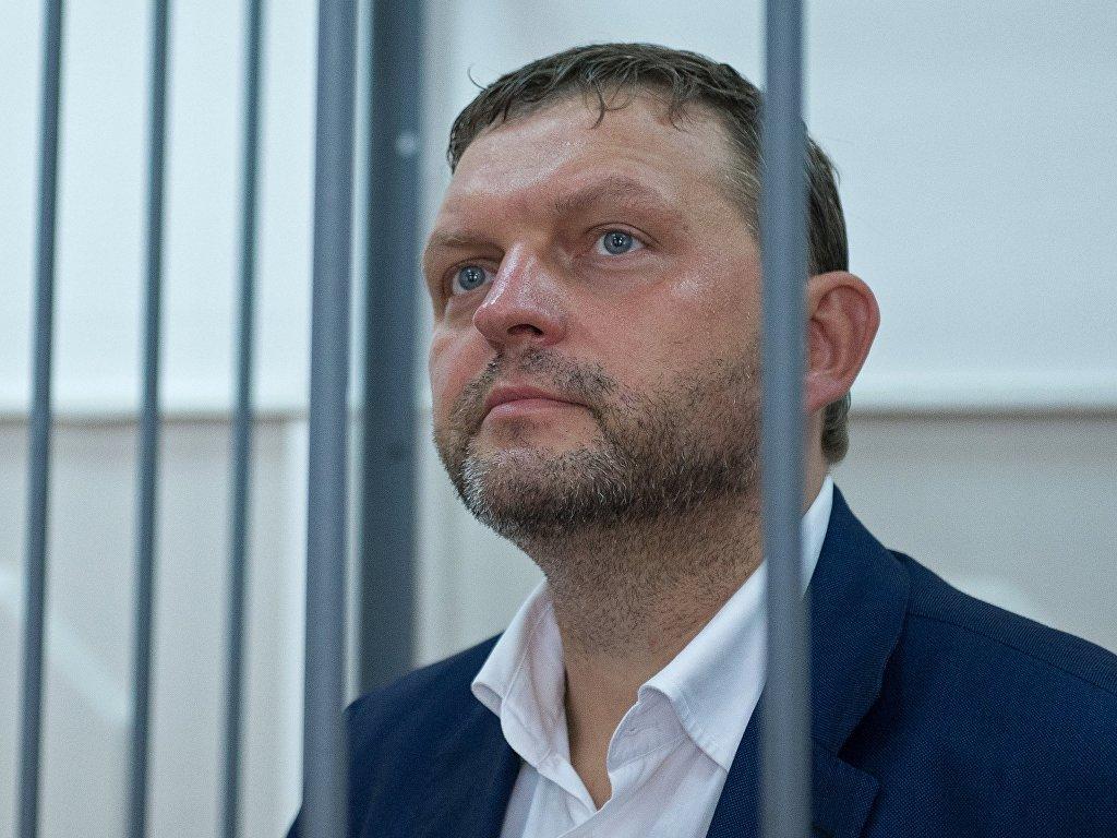 Суд продлил арест Никите Белых