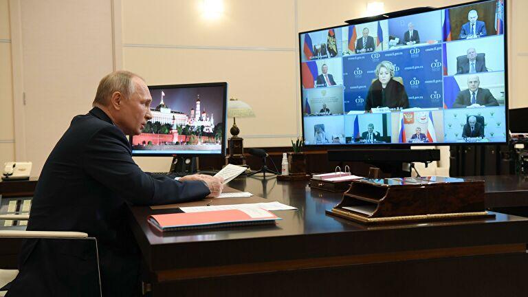 Песков рассказал, что Путину сейчас не хватает живого общения с людьми