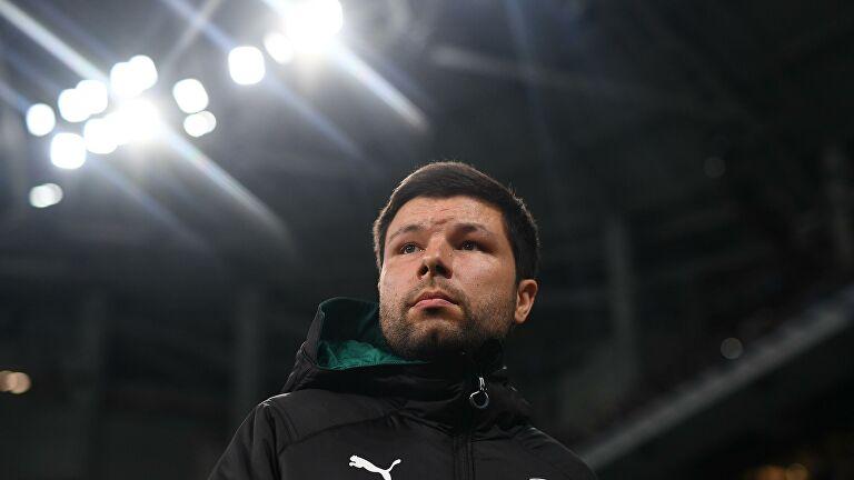Мусаев дисквалифицирован на один матч по итогам игры с «Ростовом»