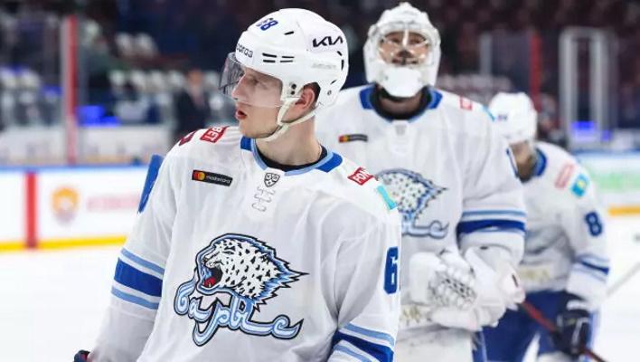 «Барыс» проиграл «Локомотиву» и потерпел третье подряд поражение в КХЛ