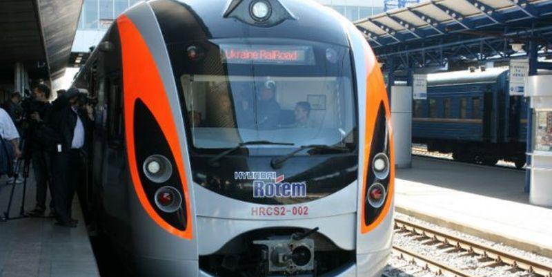 ВКривой Рог обещают вернуть высокоскоростной поезд