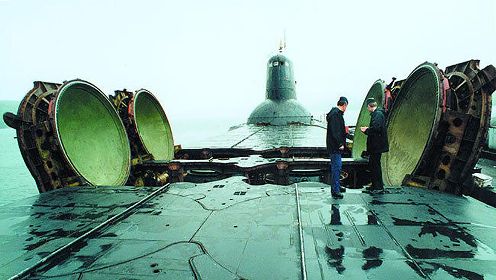 человеку подводные ракеты мира фото производители делают акцент